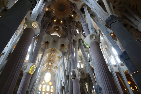 Barcelona Guide Bureau - Day Tours: La Sagrada Familia