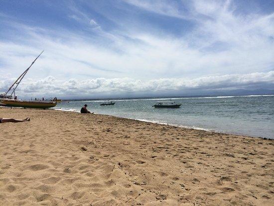 Sanur Beach: Nice beach to relax or jetski