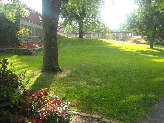 Rocking Horse Ranch Resort: Near Outdoor Pool and Baseball Diamond