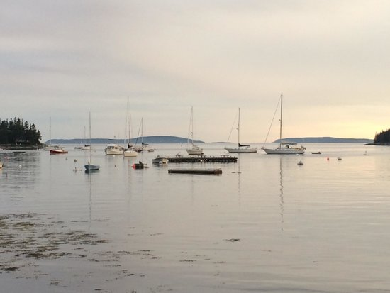 Morning In Maine Boat Tour : Harbor view