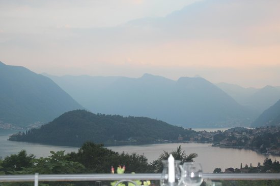 Al Veluu Ristorante & Suites : View from Al Veluu