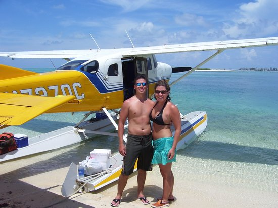 Key West Seaplane Adventures : The Plane