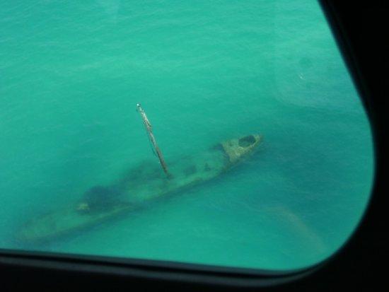 Key West Seaplane Adventures : Shipwrecks!