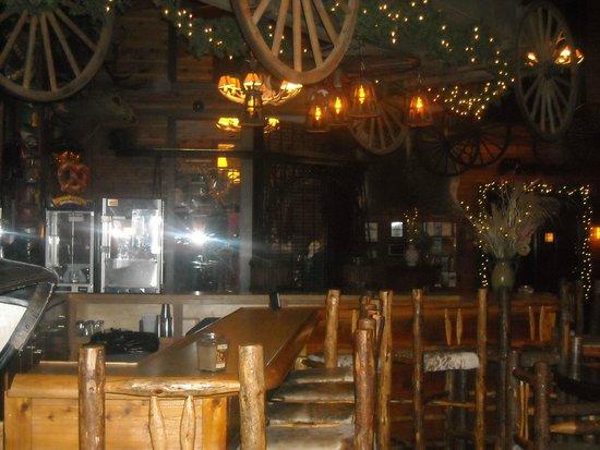 Rocking Horse Ranch Resort: Bar in Lobby