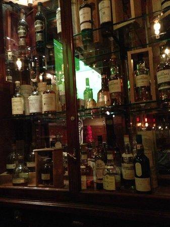 Ri Ra: Whiskey far as the eye can see!