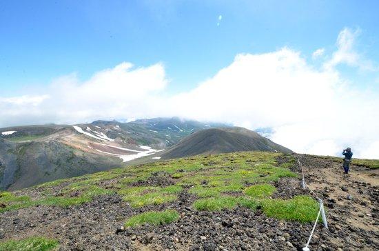 Mt. Asahidake : Asahi-dake2