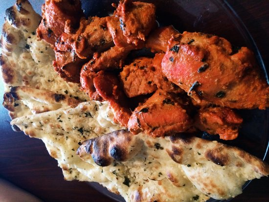 Chicken Tikka Boti Kabab - Picture of Spice Town Cafe   Eatery ... a9c35e40c8b91