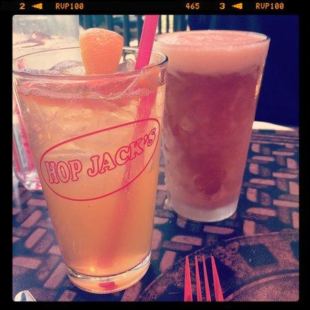 Hop Jack's: Ice Cold Beer & Beverages !