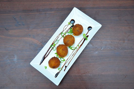 Havelock Hotel: Housemade Arancini Balls