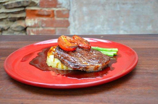 Havelock Hotel: Scotch Fillet Steak