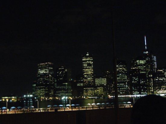 Gray Line New York Sightseeing: Night Light tour - NYC skyline ... worth the price folks