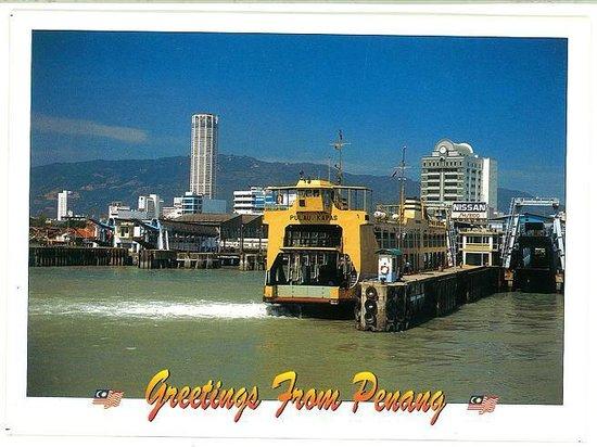 Penang Ferry Service: Penang Ferry