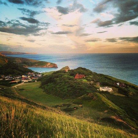 Lulworth Cove Inn: stunning , thanks Instagram
