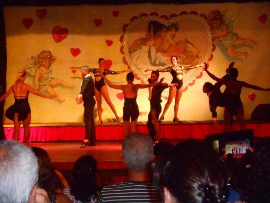 Melia Peninsula Varadero: show