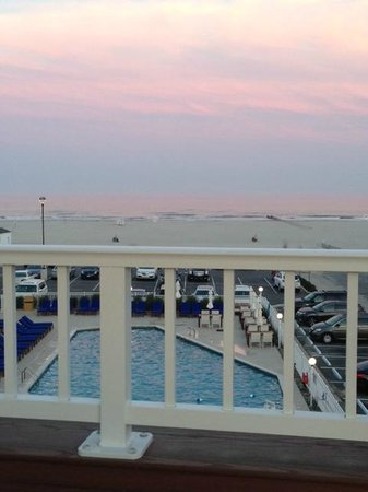 Icona Diamond Beach: Great Sunsets