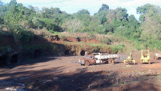 Wanda Mines: Minas de Wanda - Vista yacimiento