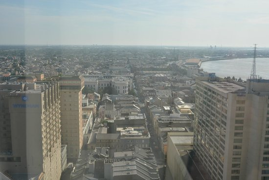 JW Marriott Hotel New Orleans: View From Room 1