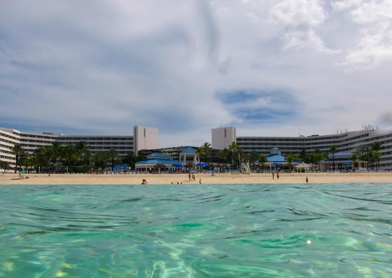 Melia Nassau Beach - All Inclusive: Melia Beach Resort
