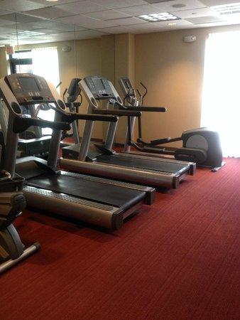 Hyatt Place Albuquerque/Uptown: Fitness Room View 1