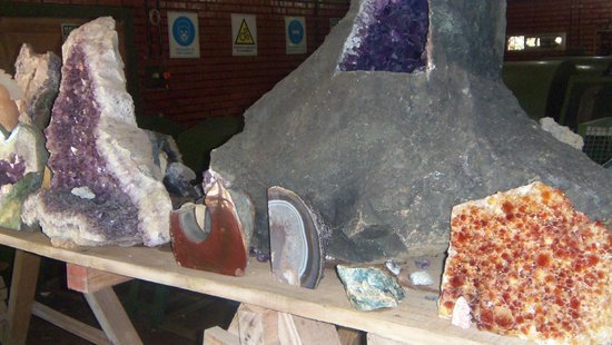 Wanda Mines: Minas de Wanda - Taller