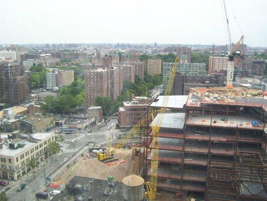 Sheraton Brooklyn New York Hotel: view