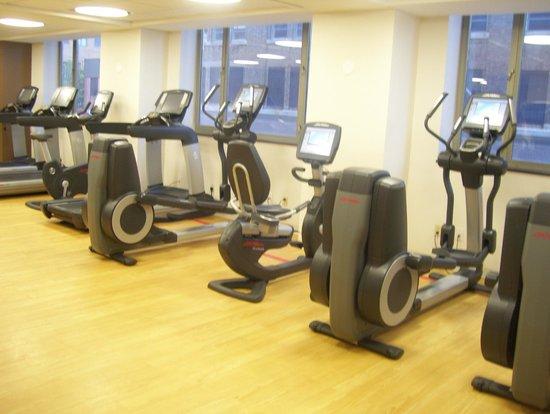 Sheraton Brooklyn New York Hotel : gym