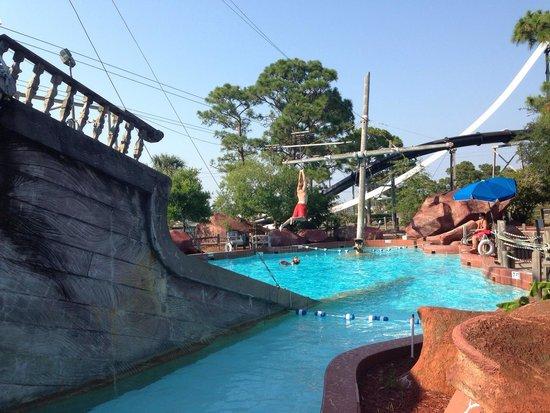 Shipwreck Island Waterpark : A+ fun!