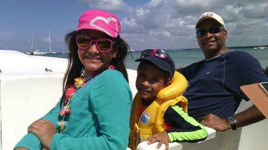Isla Saona: Maria And Juancito