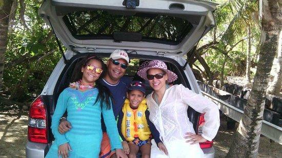 Isla Saona: The Family