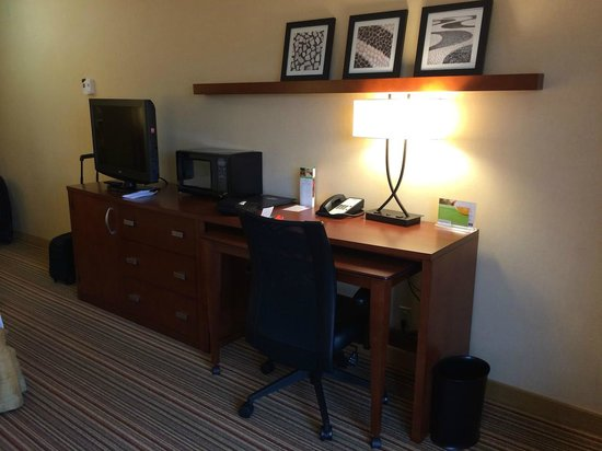 Courtyard Des Moines West/Clive : Work Desk