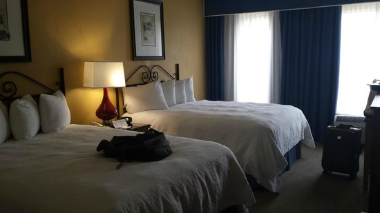 Hampton Inn Amelia Island at Fernandina Beach: View of the room
