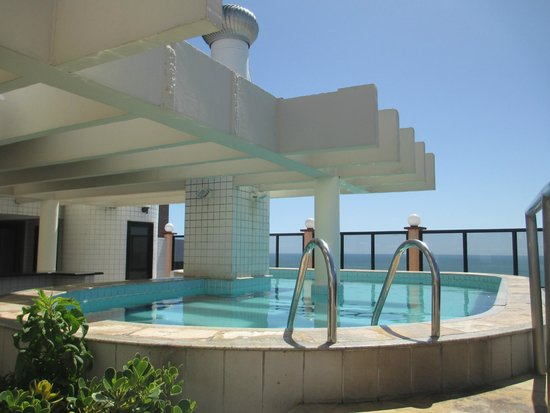 Hotel Brasil Tropical : Piscina