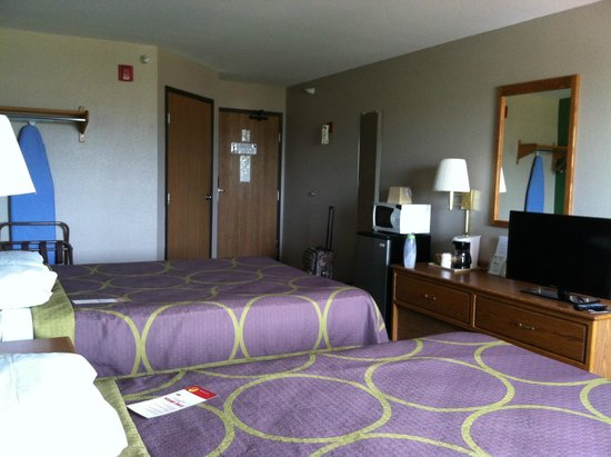 Super 8 Sioux City South: Room 316