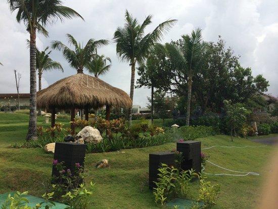 Samabe Bali Suites & Villas: garden view