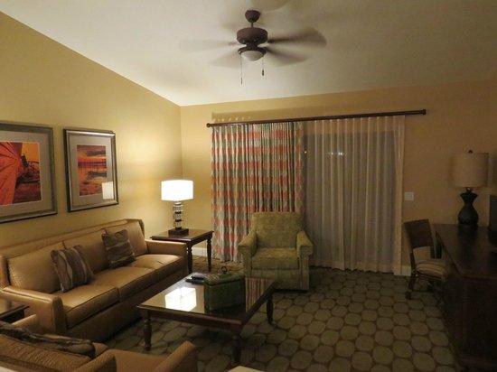 Holiday Inn Club Vacations At Orange Lake Resort: SALA