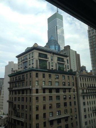Loews Regency New York Hotel: Norman Osbourne's Spot