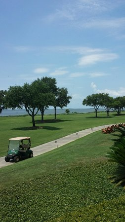 The Cloister at Sea Island: golf course