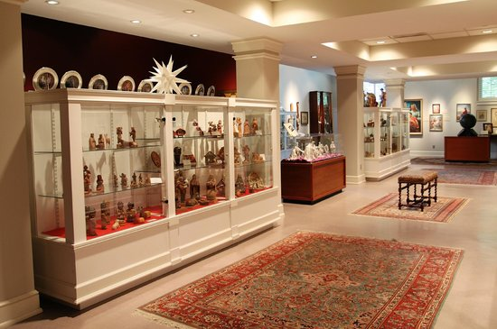 Upper Room: A Vast Collection of Nativities