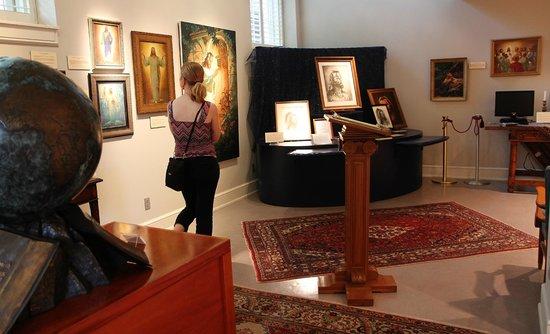 Upper Room: The Warner Sallman Collection