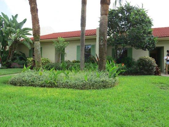 Holiday Inn Club Vacations At Orange Lake Resort: FRENTE DA CASA