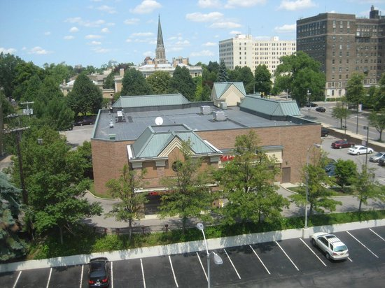 Holiday Inn Buffalo Downtown: View from Room 721
