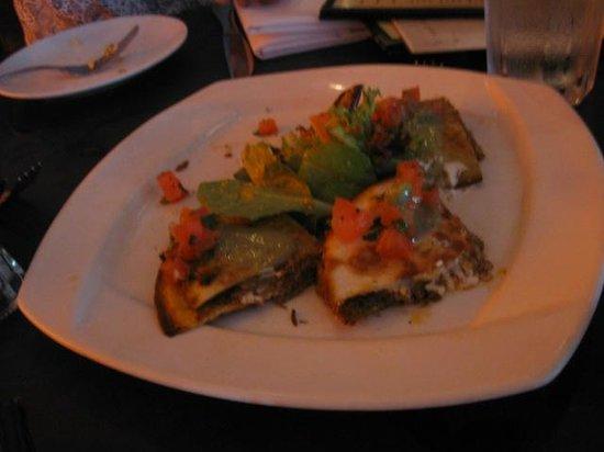 Citrus Bar & Grill: Taco appetizer
