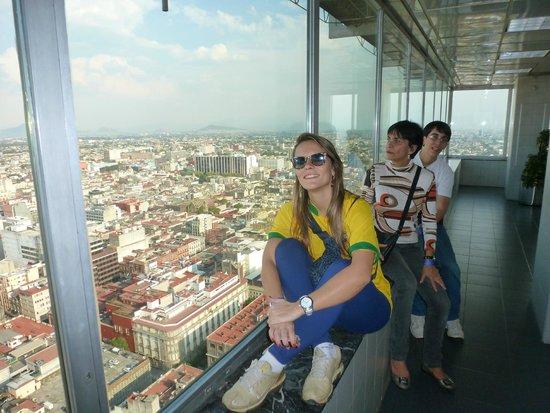 Torre Latinoamericana: Vista da Torre