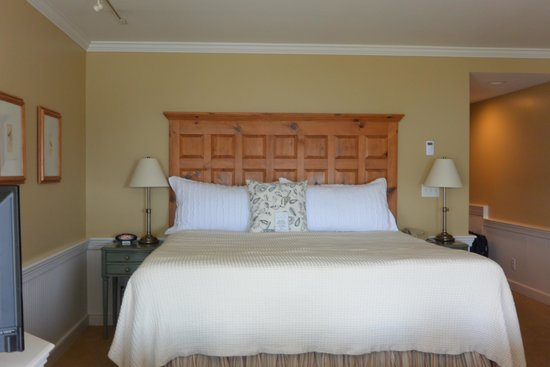 Outlook Inn on Orcas Island : Bedroom