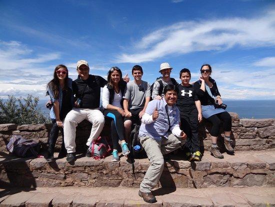 Private Tours Peru : lake  titicaca : David  Expeditions  Peru - Private  Tours  Peru