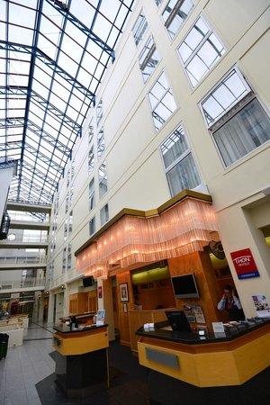 Thon Hotel Triaden: フロント