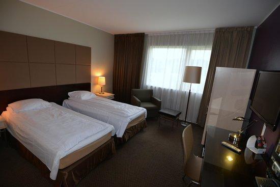Thon Hotel Triaden: 部屋