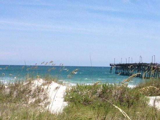 Jolly Roger Inn & Pier: view from hotel