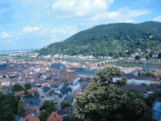 Altstadt (Old Town): Heidelberg, Alemanha