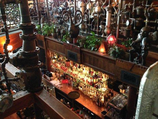 McMenamins Kennedy School: Boiler Room pub